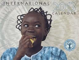 2013 RPCV Calendar
