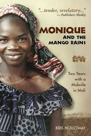 Monique and the Mango Rains - book cover