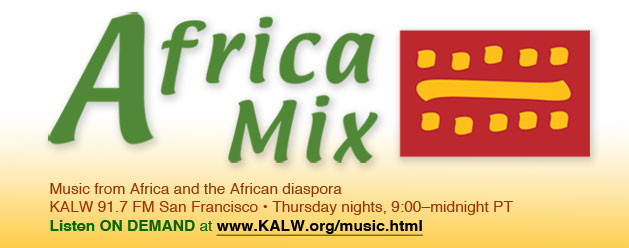 Africa Mix on KALW